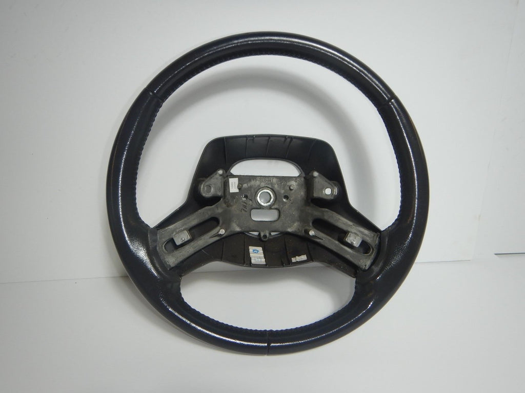 97-01 XJ Cherokee Leather Steering Wheel Gray