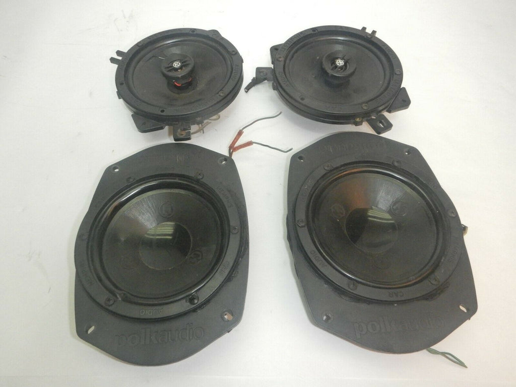 99-04 Grand Cherokee WJ Polk Sound Door Speakers Set