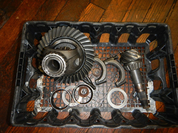 90-06 Wrangler YJ TJ Dana 35 Rear Axle Carrier 3:73 Gear Set