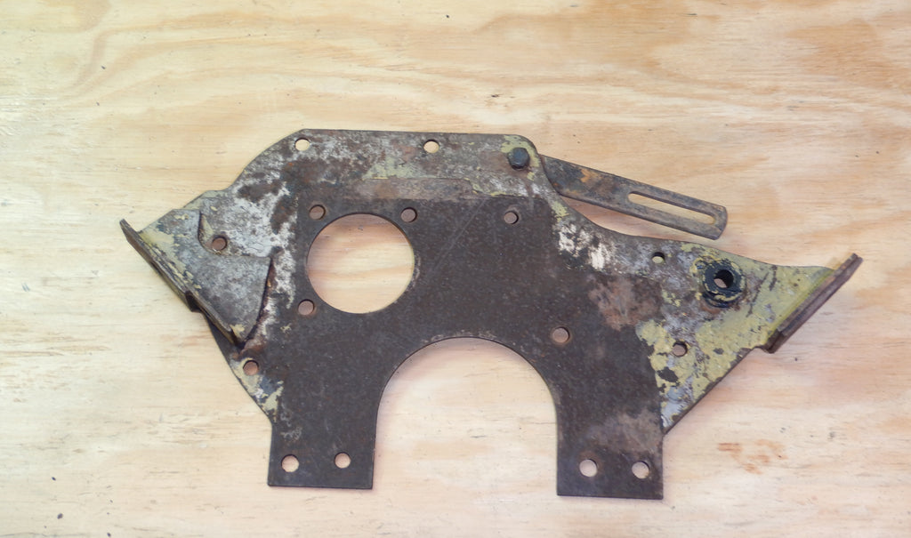 Jeep Willys Hurricane F4-134 Front Engine Plate Cover 922166 / 927719