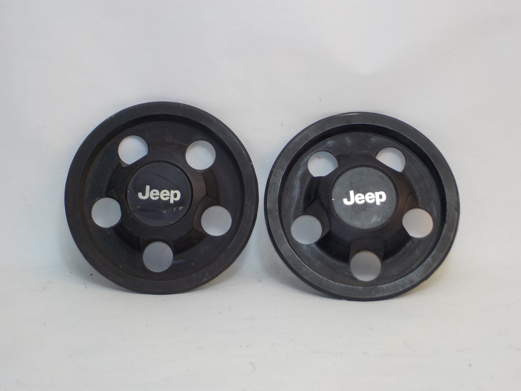 84-01 Cherokee XJ Wheel Center Cap Set Two (2)