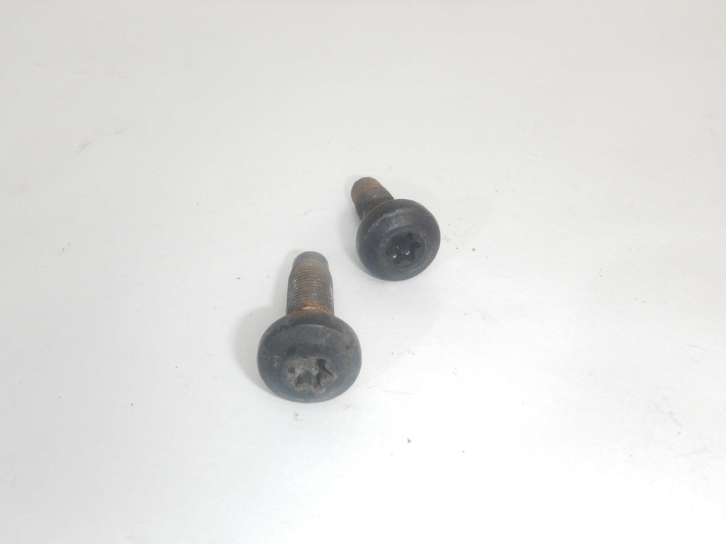 92-95 Wrangler YJ Jeep Front Female Seatbelt Seat Belt Bolts Bolt Set