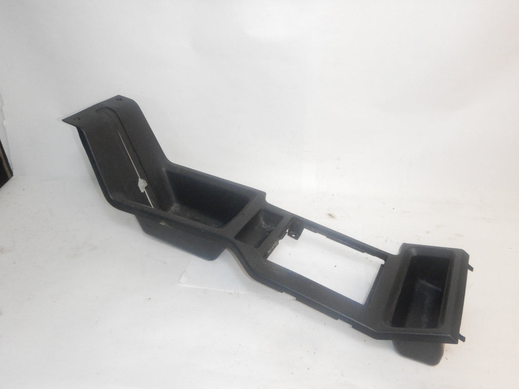 84-96 Cherokee XJ Jeep Center Console Insert Trim Panel Cover Storage Box Front