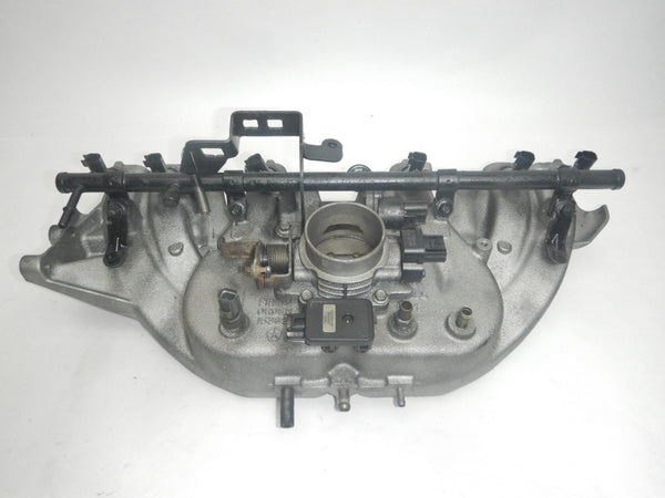 97-06 Wrangler TJ Complete 4.0  Conversion Intake Manifold High Plenum