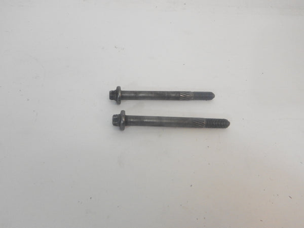 84-01 Cherokee XJ Starter Bolts Hardware 2.5 4 Cylinder Set of 2