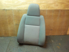 02-07 Liberty KJ      Driver Seat Back Upper ONLY  Grey