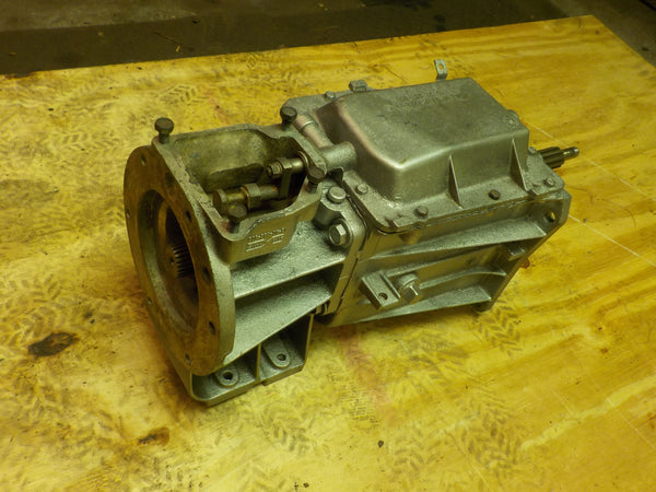 80-86 CJ SR4 Transmission Manual 4 Speed