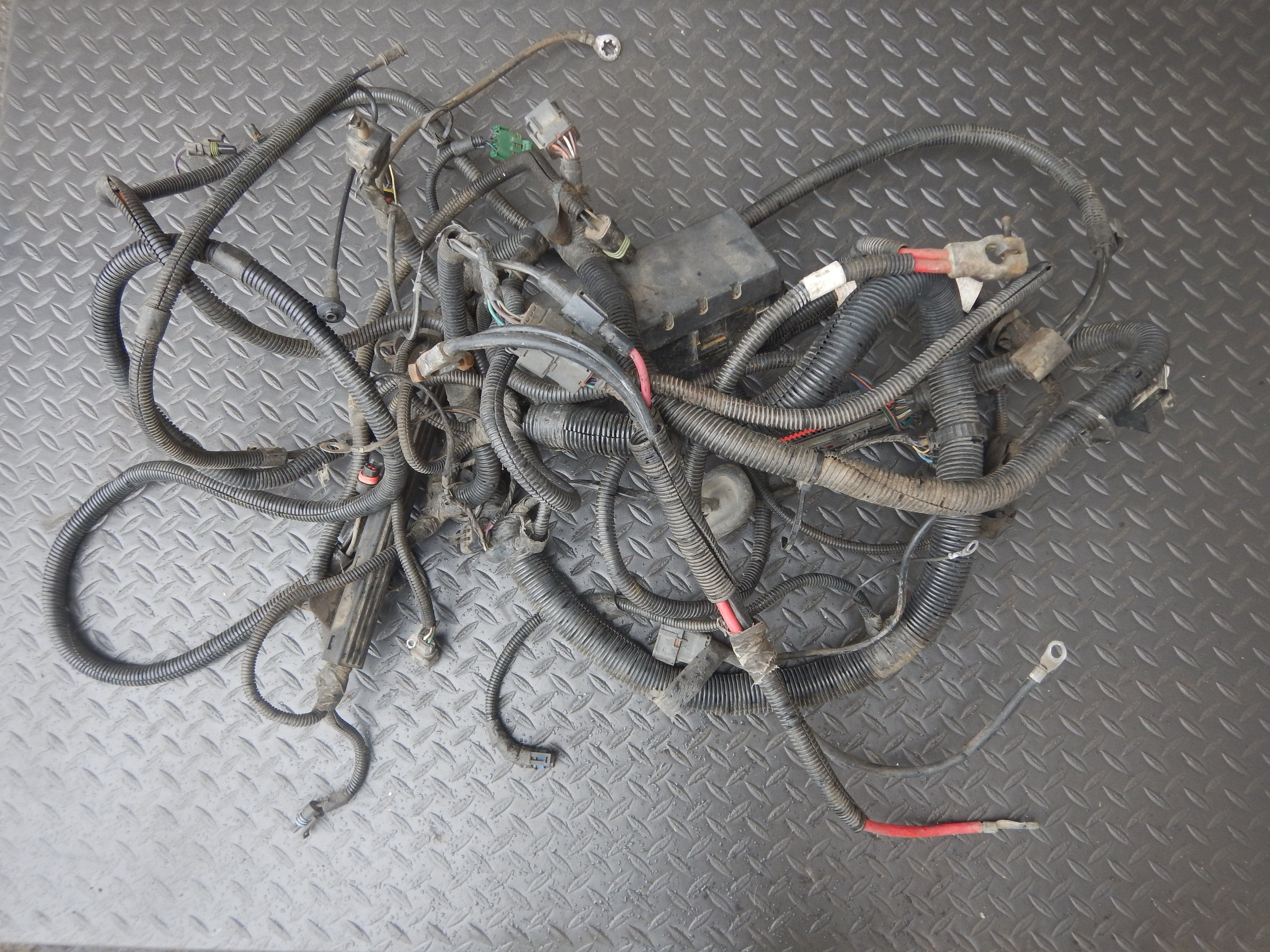 9295 Wrangler YJ 25 4cyl Engine Wire Harness MPI Best deals on