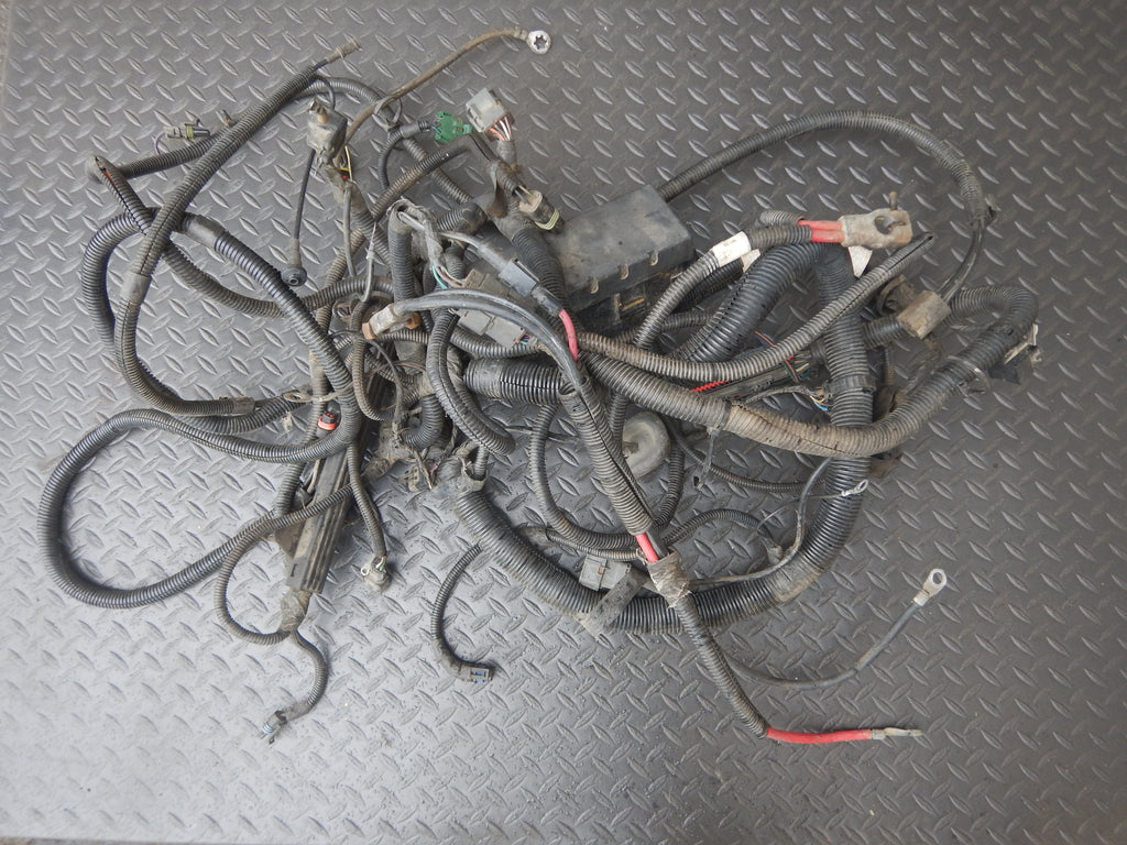 92-95 Wrangler YJ 2.5, 4cyl Engine Wire Harness MPI – DeadJeepDeadJeep