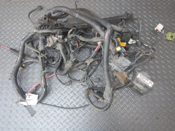 2002 Wrangler TJ  4.0, 6cyl Engine Wire Harness  MT