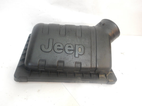 02-07 Liberty KJ Jeep Air Cleaner Filter Lid Top Cover 3.7 6 cylinder 53013727