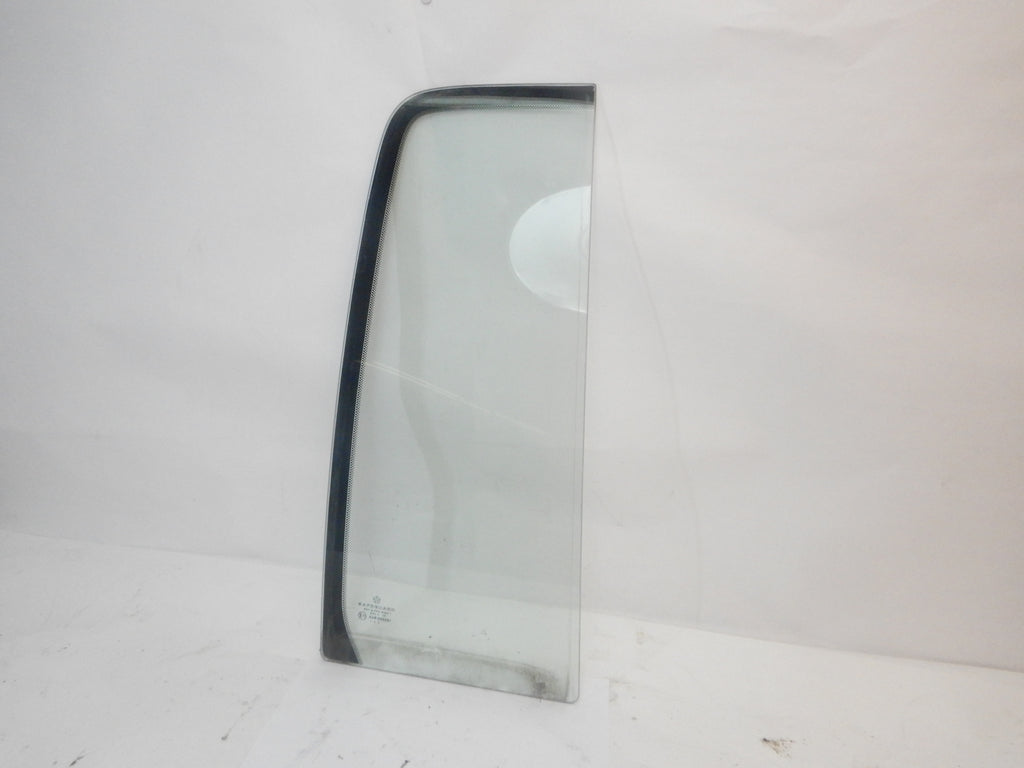 02-07 Liberty KJ Passenger Right Rear Vent Window Glass Clear