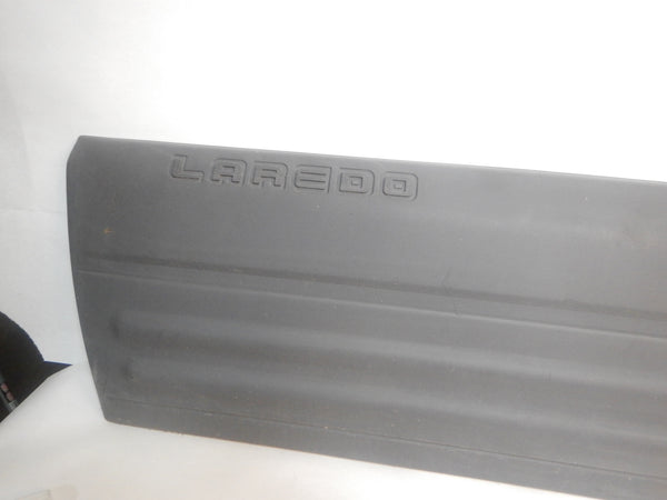 96-98 Grand Cherokee ZJ Matte Driver Left Front Door Moulding Molding Cladding