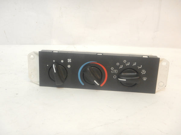 99-04 Wrangler TJ Jeep Heater Heat Climate Control Switch with AC 55037612