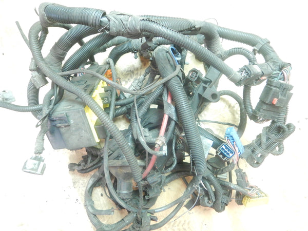 97-98 Wrangler TJ 2.5 4 Cylinder Engine Wire Harness Wiring Loom Manual OEM