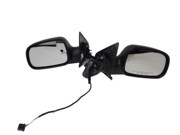 99-04 Grand Cherokee WJ Jeep Driver & Passenge Exterior Door Mirror NO Heat Set Pair
