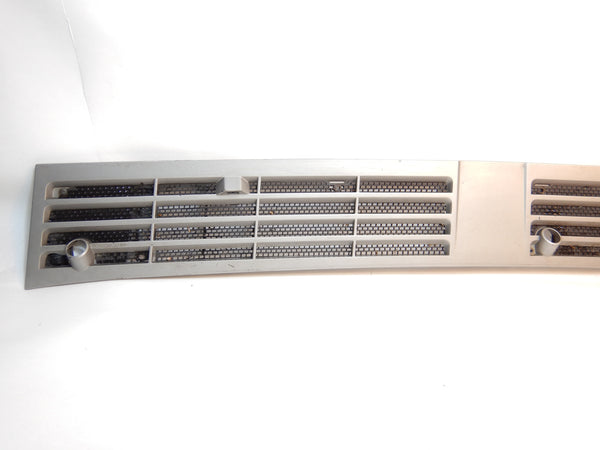 84-01 Cherokee XJ Silver Cowl Vent Hood Cover Grille 55008833
