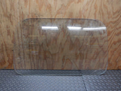 76-86 CJ Hard top glass- Driver or Passenger side