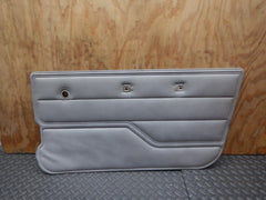 81-95 Jeep Wrangler YJ, CJ Passenger Side Full Door Panel