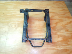 97-02 Wrangler TJ Driver Left Front Fixed Seat Bracket Slider Base
