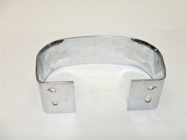 76-95 Wrangler YJ CJ NOS Chrome Rear Bumperette Bumper