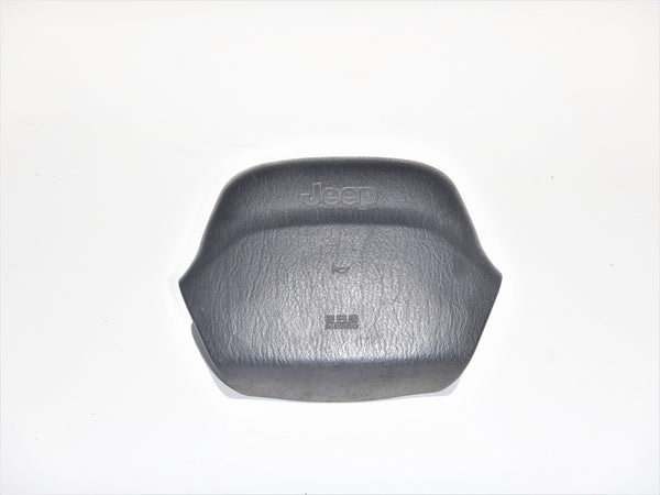 98-01 Cherokee XJ Driver Left Air Bag Airbag Horn Steering Wheel P5GC51LAZA