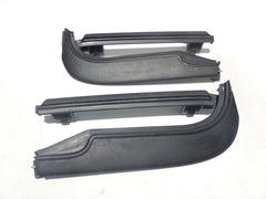 97-06 Wrangler TJ Soft Top Door Surrounds Surround Pair Right Left