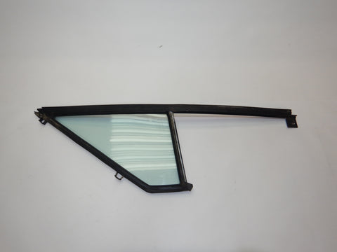 84-96 Cherokee XJ Fixed Driver Door Right Vent Window