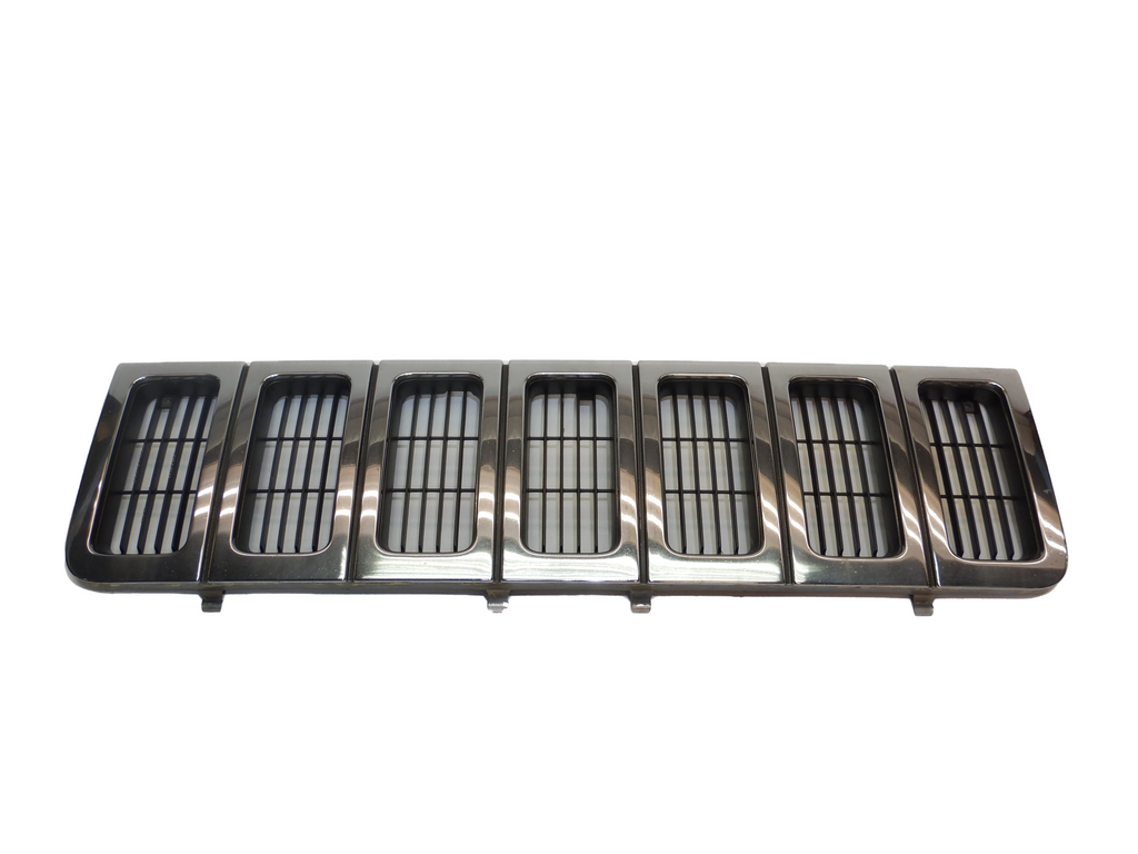 96-98 Grand Cherokee ZJ Chrome Front Grille Grill 55055059