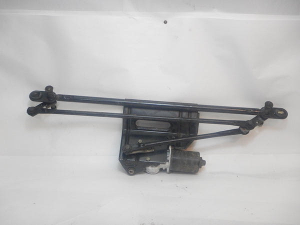 97-06 Wrangler TJ Jeep Front Wiper Linkage Motor Assembly 55156374