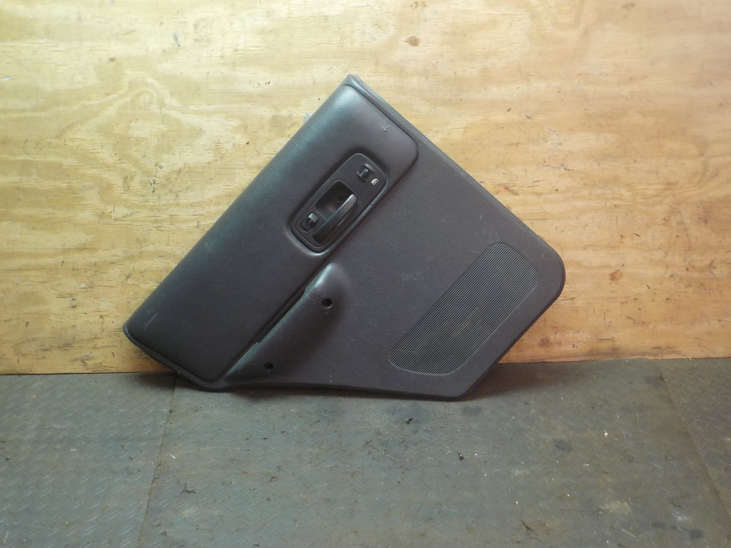 97-01 Cherokee XJ Jeep Driver Rear Interior Door Panel Agate