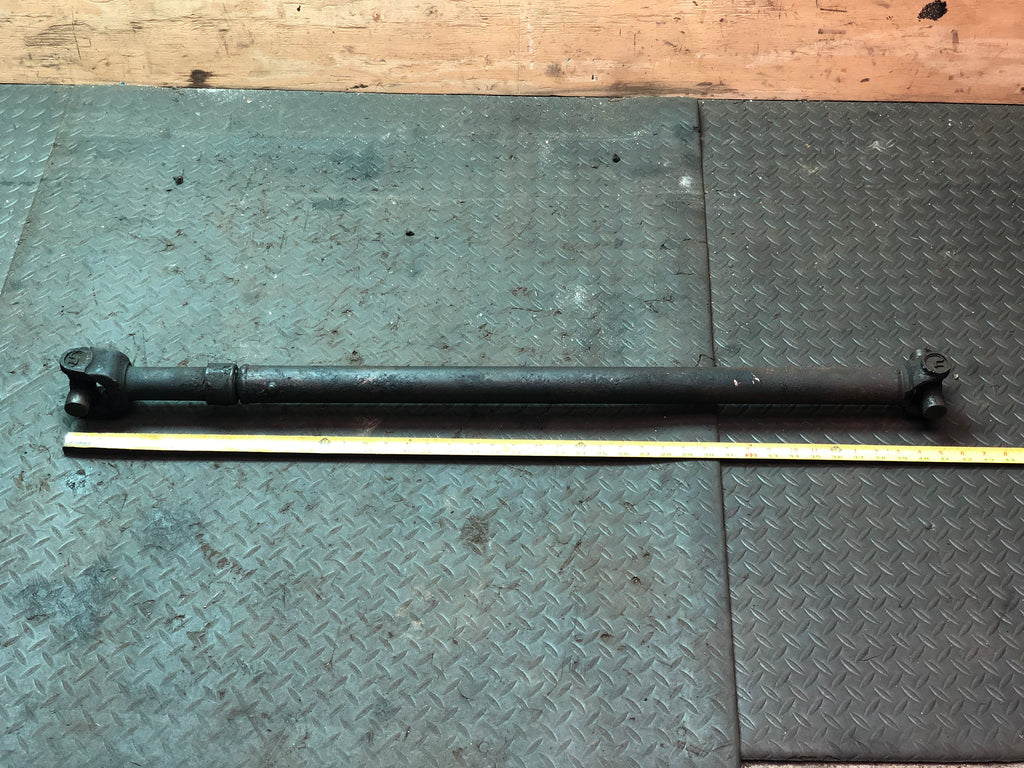 87-95 Wrangler YJ Jeep Front Driveshaft Drive Shaft 2.5 4 Cylinder Automatic