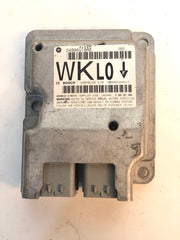 05 Grand Cherokee WK Air Bag Airbag Control Module Computer 04896018AB