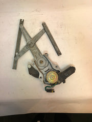 93-98 Grand Cherokee ZJ Jeep Driver Left Rear Window Motor Regulator