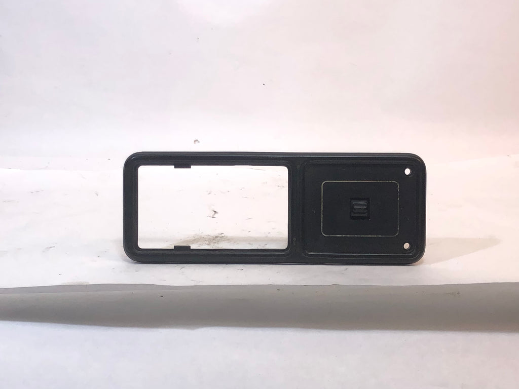 84-96 Cherokee XJ Jeep Driver Rear Door Electric Window Switch Assembly BLACK