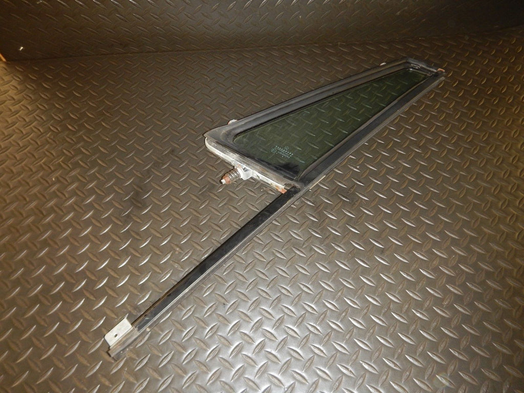 92-95 Wrangler YJ CJ  Black Drivers Side Door Vent Window
