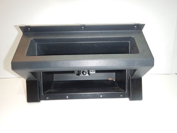 87-95 Wrangler YJ Dark Gray Glovebox Glove Box Setup NO Door
