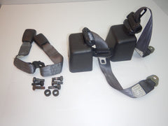97-02 Wrangler TJ OEM Complete Rear Seat Belts Assembly Set And Hardware