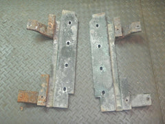87-95 Wrangler YJ Driver And Passenger Side Entry Step Brackets