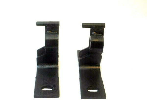76-95 Wrangler YJ CJ Jeep Fold Tumble Rear Floor Seat Bracket Assembly Set