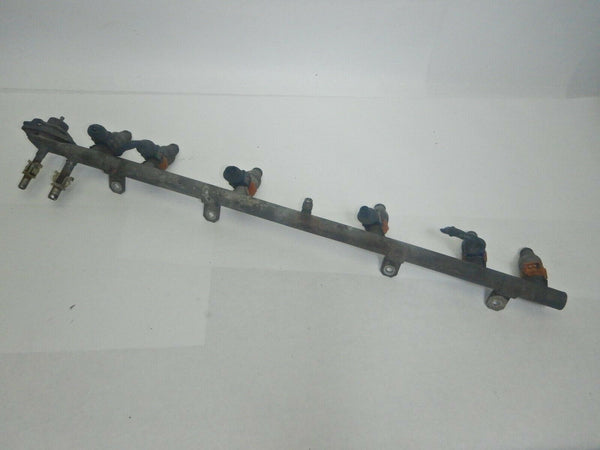 91-95 Wrangler YJ 4.0 6 Cylinder Fuel Rail and Injectors