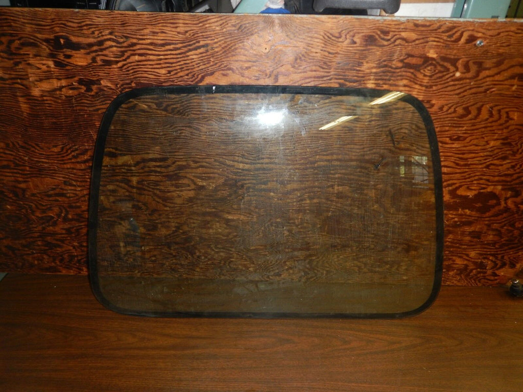 87-95 Wrangler YJ Jeep Hard Top Window Glass Clear Driver Left