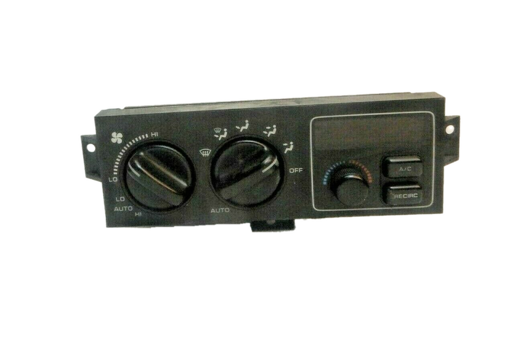 93-95 Grand Cherokee ZJ Jeep Digital Climate Control Heater AC Switch
