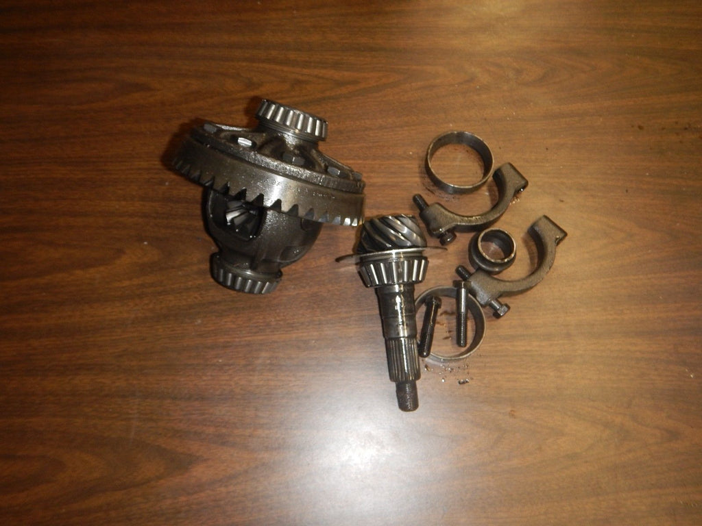 97-06 Wrangler TJ  Dana 30  LOW pinion Front Gear Set 4:10 ratio