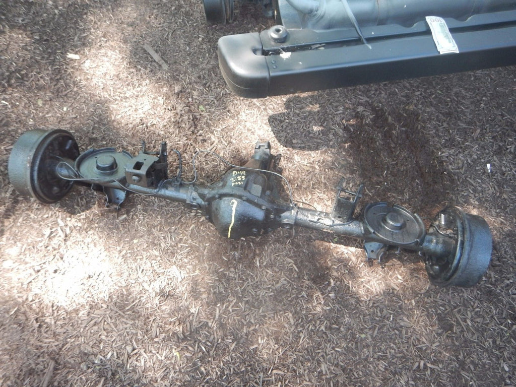 97-06 Wrangler TJ Dana 44 Complete Rear Axle Assembly 3:55