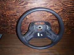 97-02 Wrangler TJ Jeep Rubber Vinyl Steering Wheel