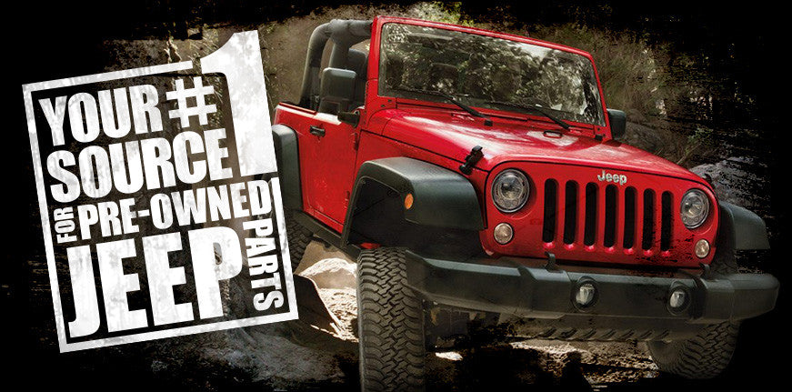Used Jeep Wrangler Parts >> Best Deals On Used Jeep Parts Deadjeep Com