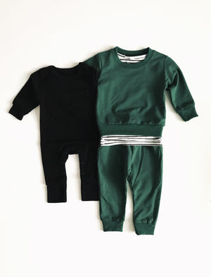 Toddler Lounge Pants - Forest Green