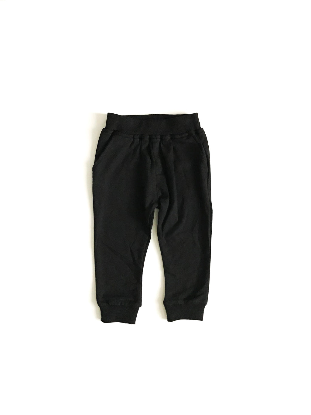 Toddler Lounge Pants - Black