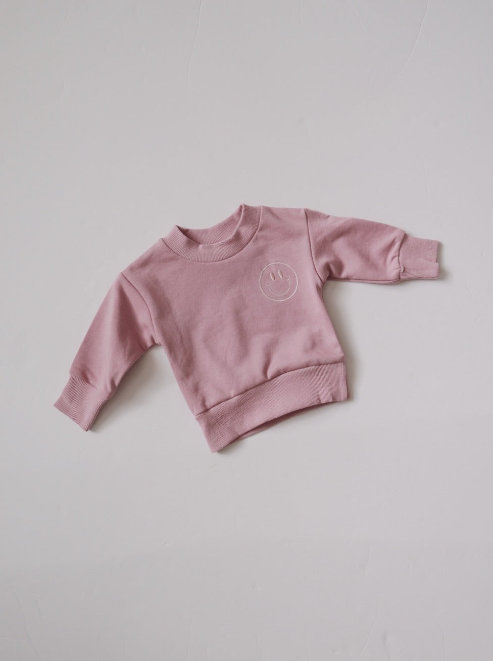 Light Sweatshirt - Orchid